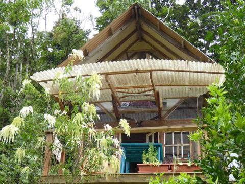 Casita Colibri-Garden View